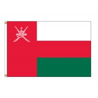 Oman Nylon Flags (UN Member)