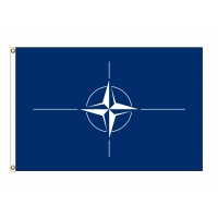NATO Nylon Flags