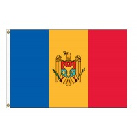 Moldova Nylon Flags (UN Member)
