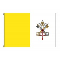 Vatican City (Papal) Nylon Flags