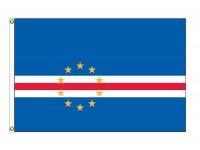 Cape Verde Nylon Flags  (UN Member)