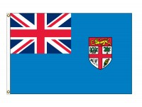 Fiji Nylon Flags (UN Member)