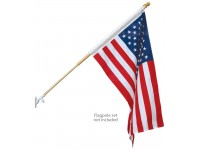 ENDURA-PC American Flags - Poly-Cotton