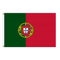 Portugal Nylon Flags (UN Member)