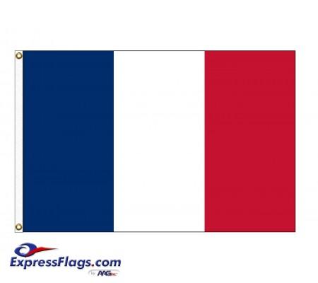 France Nylon Flags (UN Member)FRA-NYL