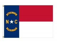 Nylon North Carolina State Flags