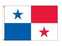 Panama Nylon Flags (UN, OAS Member)