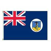 Montserrat Nylon Flags