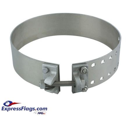 Aluminum Electric Way Strap Bracket Mounting Strap310072