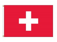 Switzerland Nylon Flags (UN Member)
