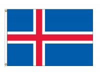 Iceland Nylon Flags (UN Member)