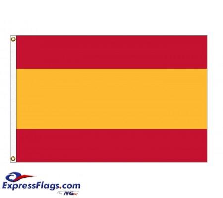 Spain Nylon Flags (No Seal)ESP-NYL-2