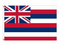 Poly-Max Hawaii State Flags
