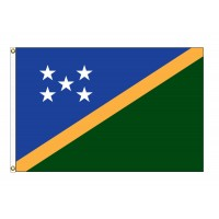 Solomon Islands Nylon Flags (UN Member)
