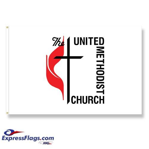 ENDURA-NYLON United Methodist FlagsUMNF