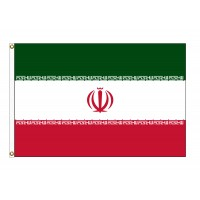 Iran Nylon Flags (UN Member)