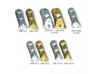 Stamped Steel Pole Brackets
