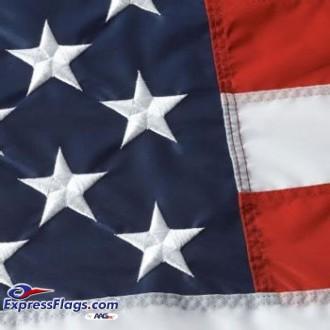 Regal Wall Mount U.S. Flag & Flagpole SetsRFS