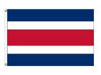 Costa Rica Nylon Flags - No Seal