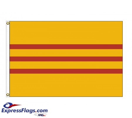 South Vietnam Nylon FlagsVNM-NYL-2