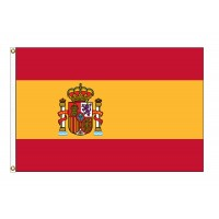 Spain Nylon Flags (UN Member)