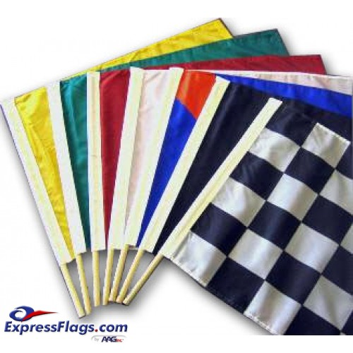 Auto Racing Flags Set Official Size 24in x 30in NylonRFS-2430