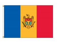 Moldova Nylon Flags (UN Member)