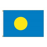 Palau Nylon Flags (UN Member)