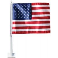 U.S. Auto Window Flag Set