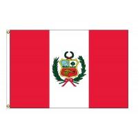 Peru Nylon Flags (UN, OAS Member)