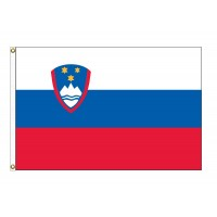 Slovenia Nylon Flags (UN Member)
