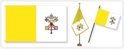 Papal  Catholic Flags