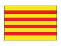 Catalonia Nylon Flags