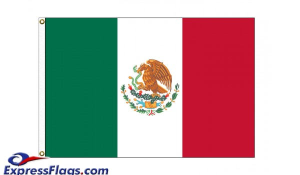 Mexico Flag & Country Facts