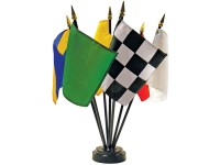 Desktop Racing Flag Set