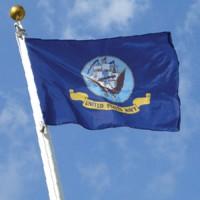 Navy Flags - ENDURA-POLY