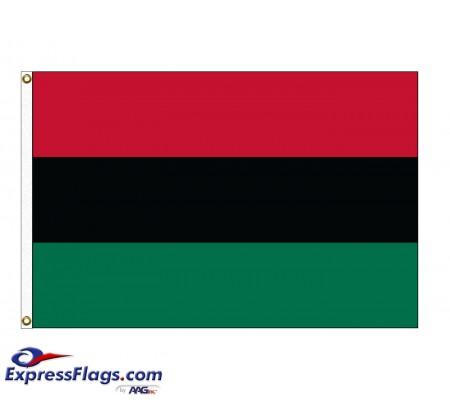 Afro-American Nylon FlagsAFA-NYL