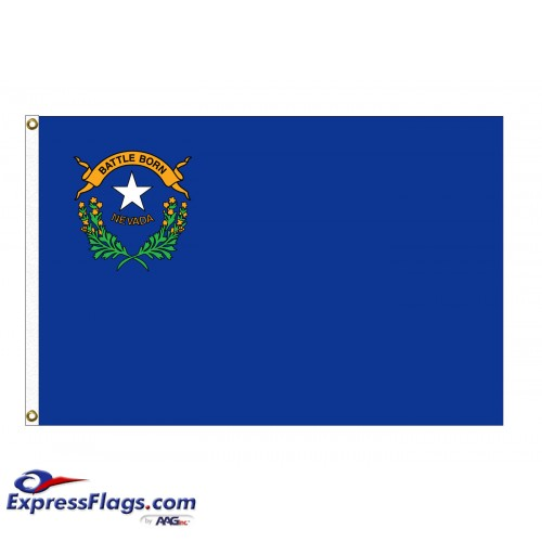 Poly-Max Nevada State FlagsNV-PM