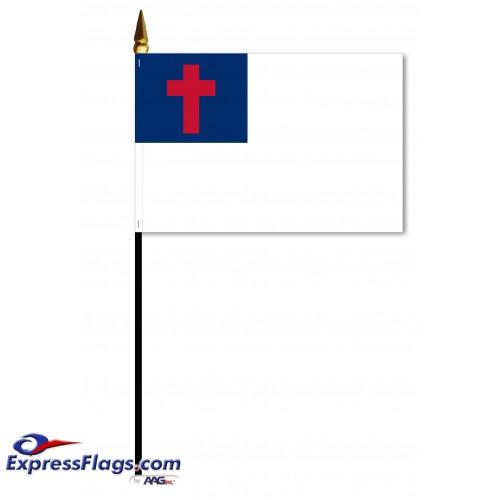 Christian Mounted FlagsCMF-MTD