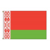 Belarus Nylon Flags - (UN Member)