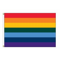 World Co-Op Nylon Flags