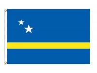Curacao Nylon Flags 12in x 18in