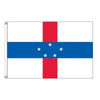 Netherlands Antilles Nylon Flags