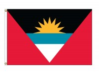 Antigua & Barbuda Nylon Flags (UN, OAS Member)