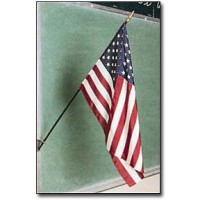 Classroom Mounted American Flag Set