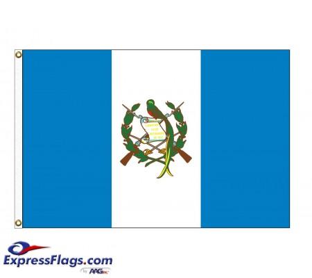 Guatemala Nylon Flags (UN, OAS Member)GTM-NYL