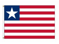 Liberia Nylon Flags (UN Member)