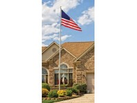 Homesteader Aluminum Residential Flagpole Sets