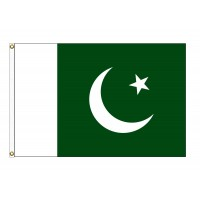 Pakistan Nylon Flags (UN Member)