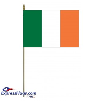 Ireland Mounted Flags